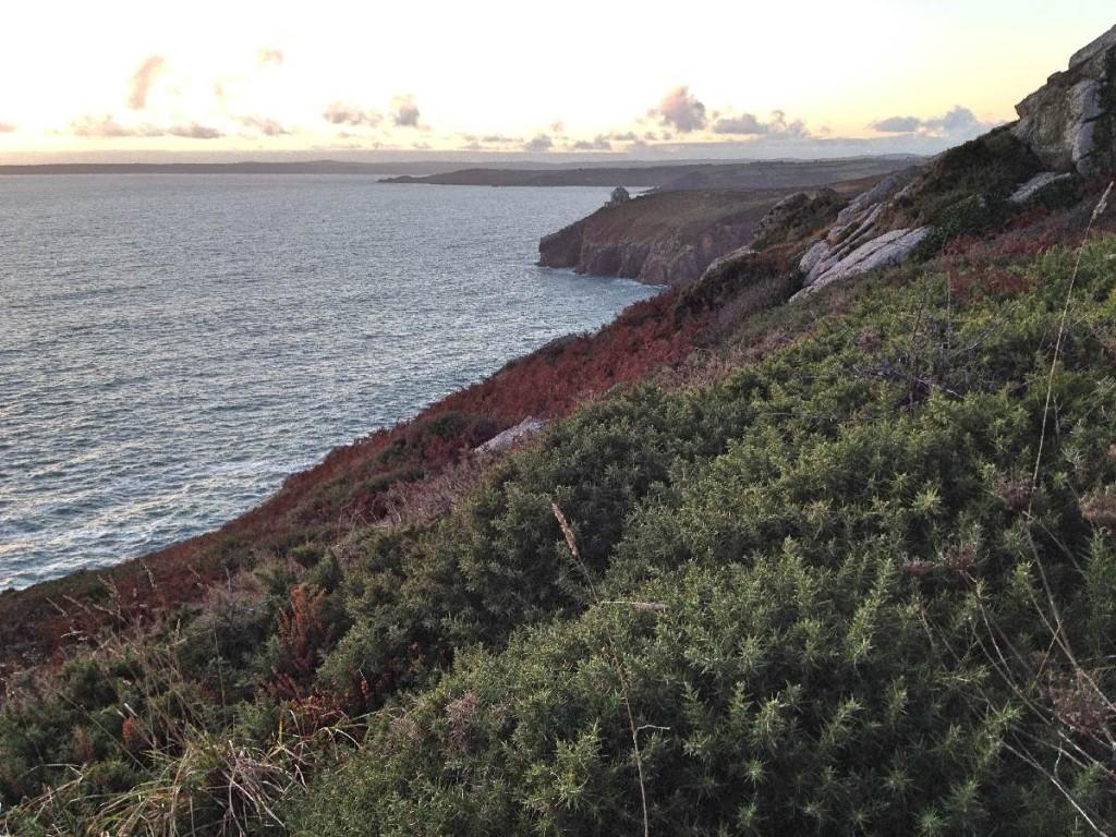 Forever Cornwall Rinsey Sunset
