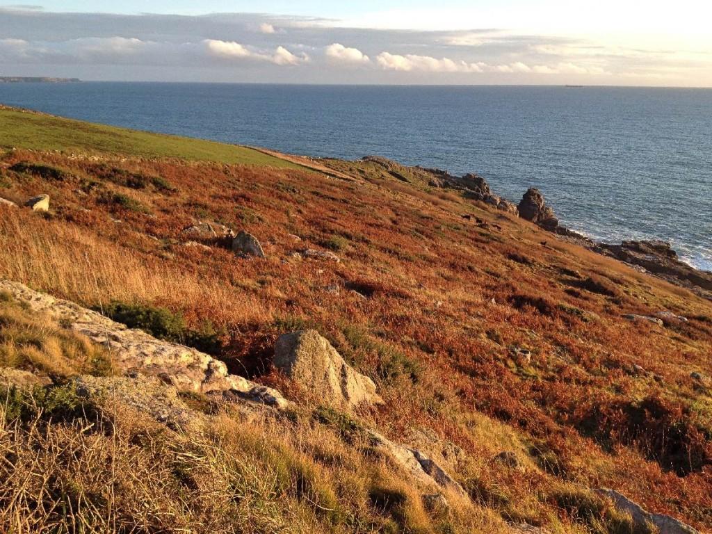 Forever Cornwall Rinsey Sun On Rocks