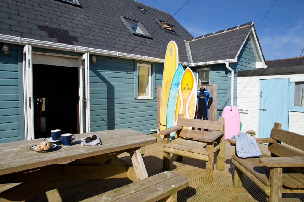 Forever Cornwall Rockpools Beach Chalet Gwithian St Ives Bay 1