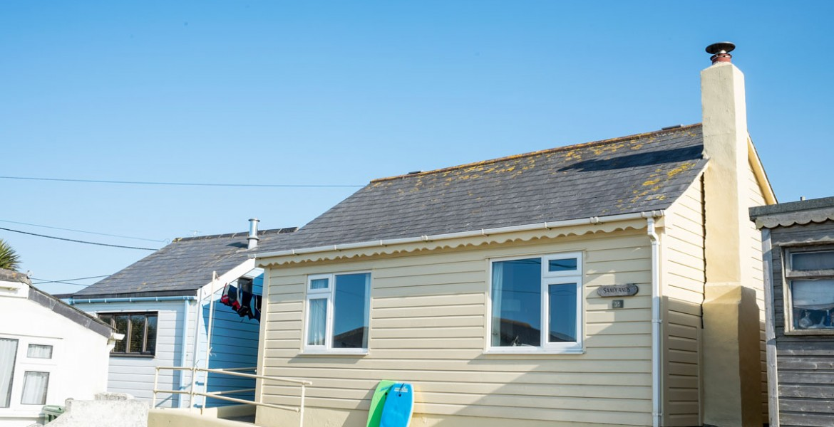 Forever Cornwall Sandlands Beach Chalet Gwithian 6
