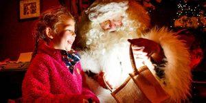 Forever Cornwall Santa At Eden
