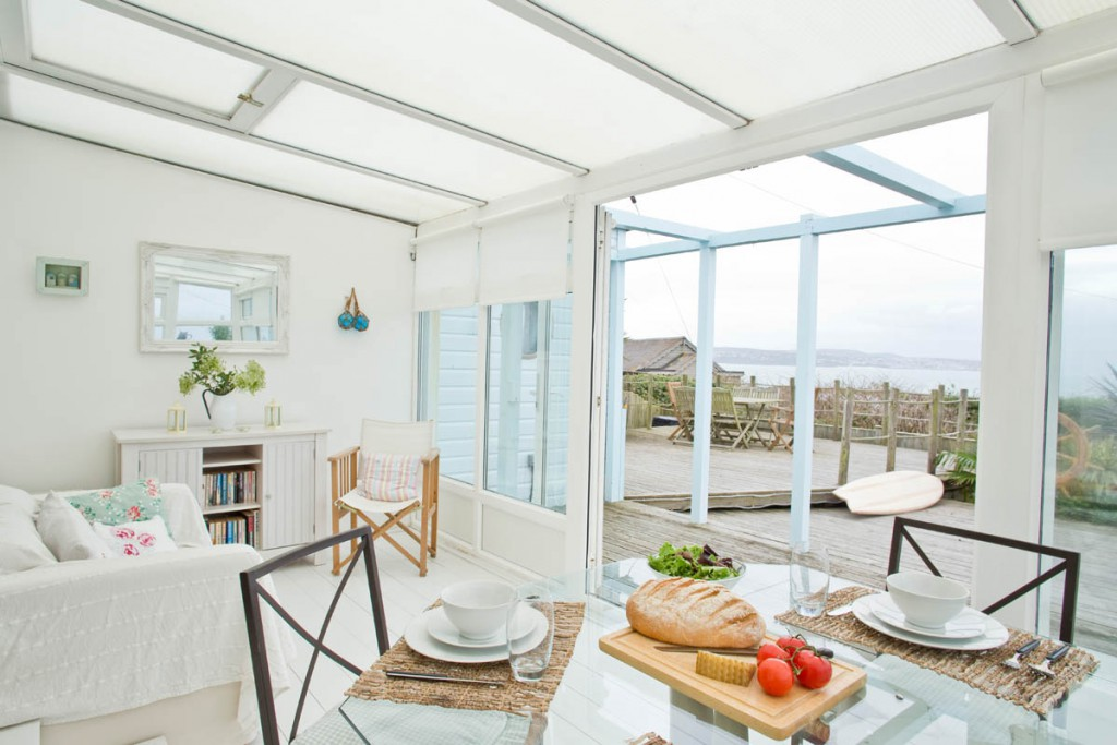 Forever Cornwall Sauveterre Anglais Beach Chalet Gwithian St Ives Bay 4