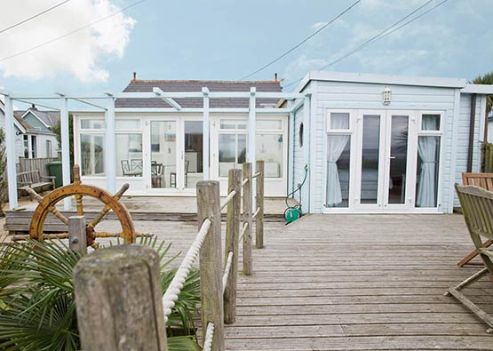 Sauveterre Anglais Beach House, Gwithian | Forever Cornwall