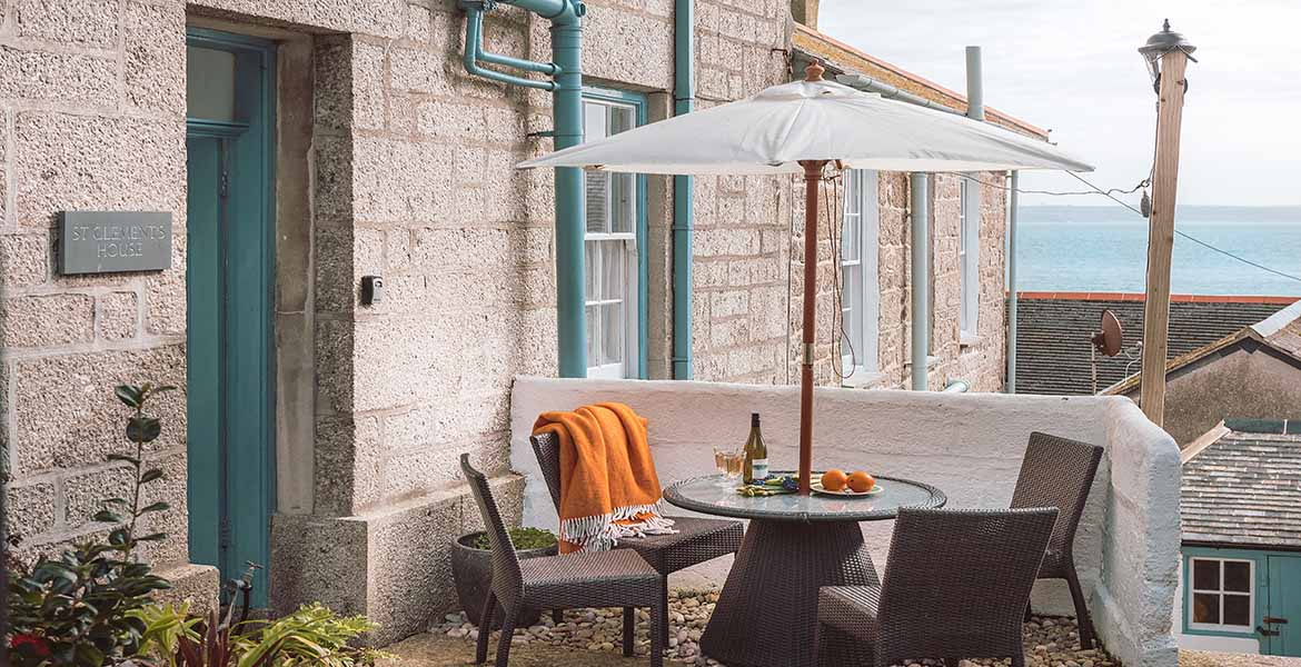 Forever Cornwall St Clements House Mousehole Mounts Bay43
