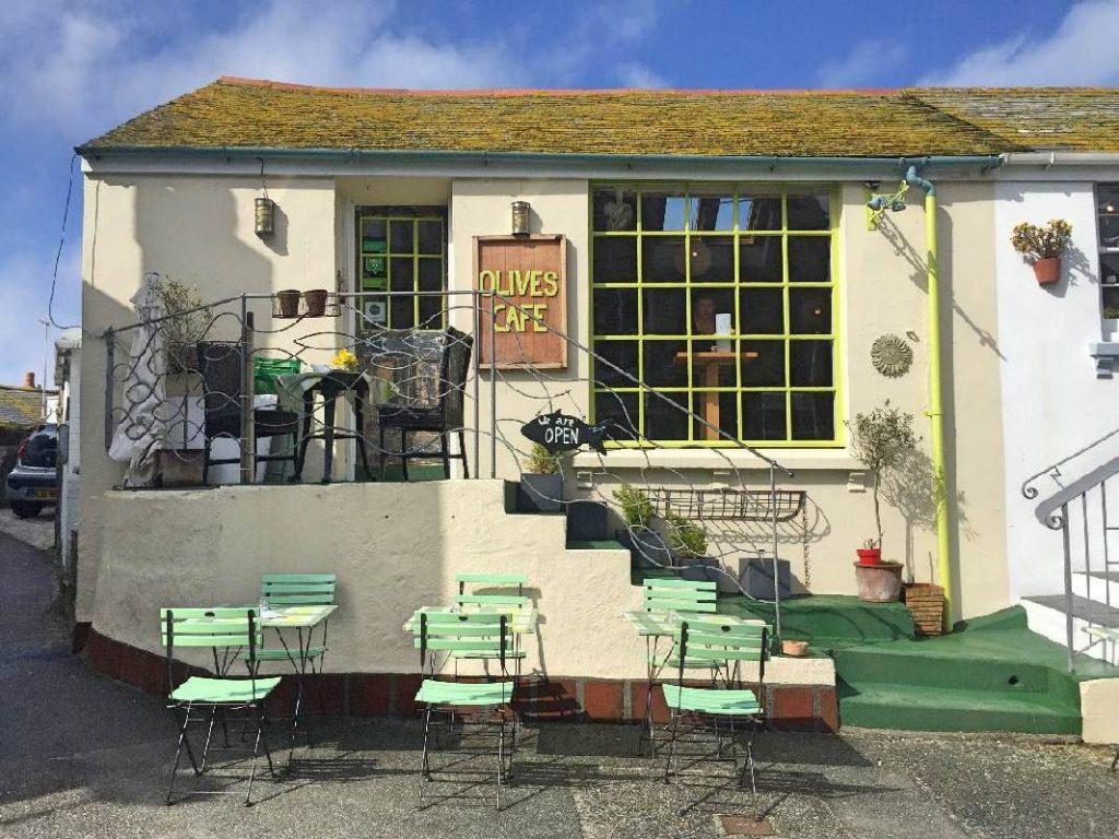 Forever Cornwall St Ives Olives Cafe Outside Fotorsized