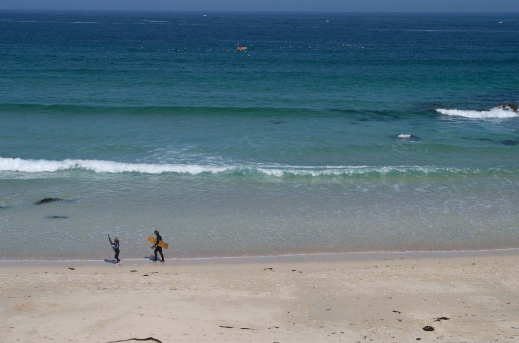Forever Cornwall St Ives Porthmeor Beach Dave Bleasdale