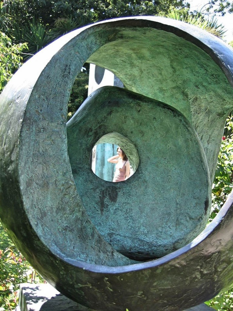Forever Cornwall St Ives Hepworth Sculpture