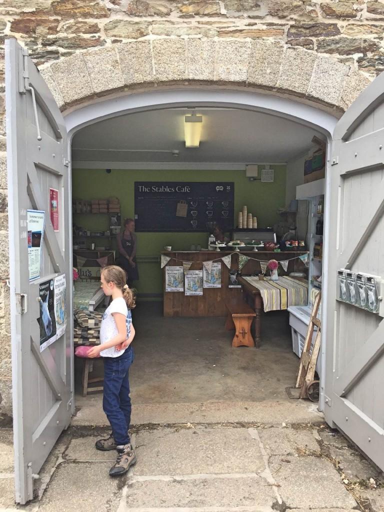 Forever Cornwall Stables Cafe Penrose