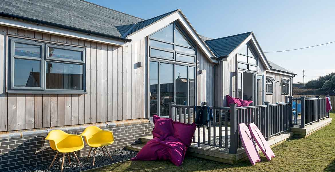 Forever Cornwall Surf Six Beach House Gwithian Wow