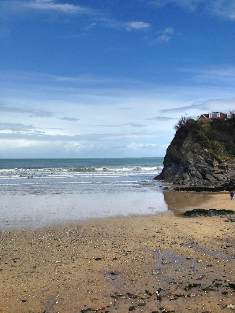 Forever Cornwall Towan Beach Newquay