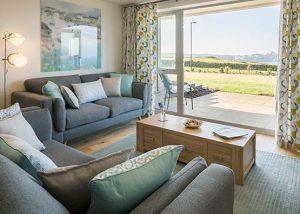 Forever Cornwall Ultramarine Beach Apartment Lusty Glaze Newquay 1