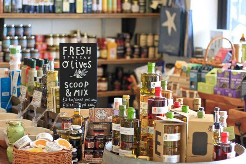 Hawksfield Wadebridge Cornwall Shop Local