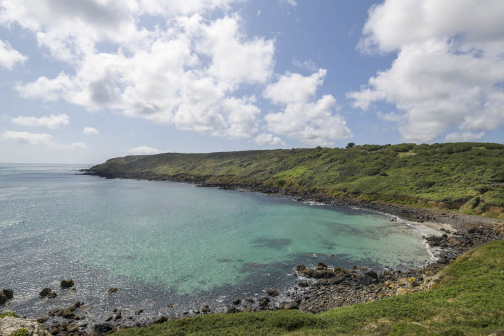 View near Dog friendly apartment Coverack - Epic View by Forever Cornwall