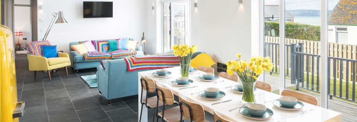 Large Self Catering Cottages Cornwall