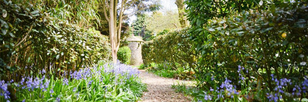 Longcross victorian gardens port isaac