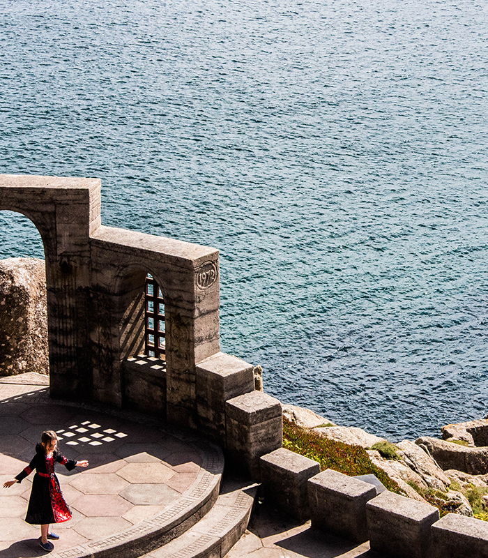 Minack Theatre West Cornwall