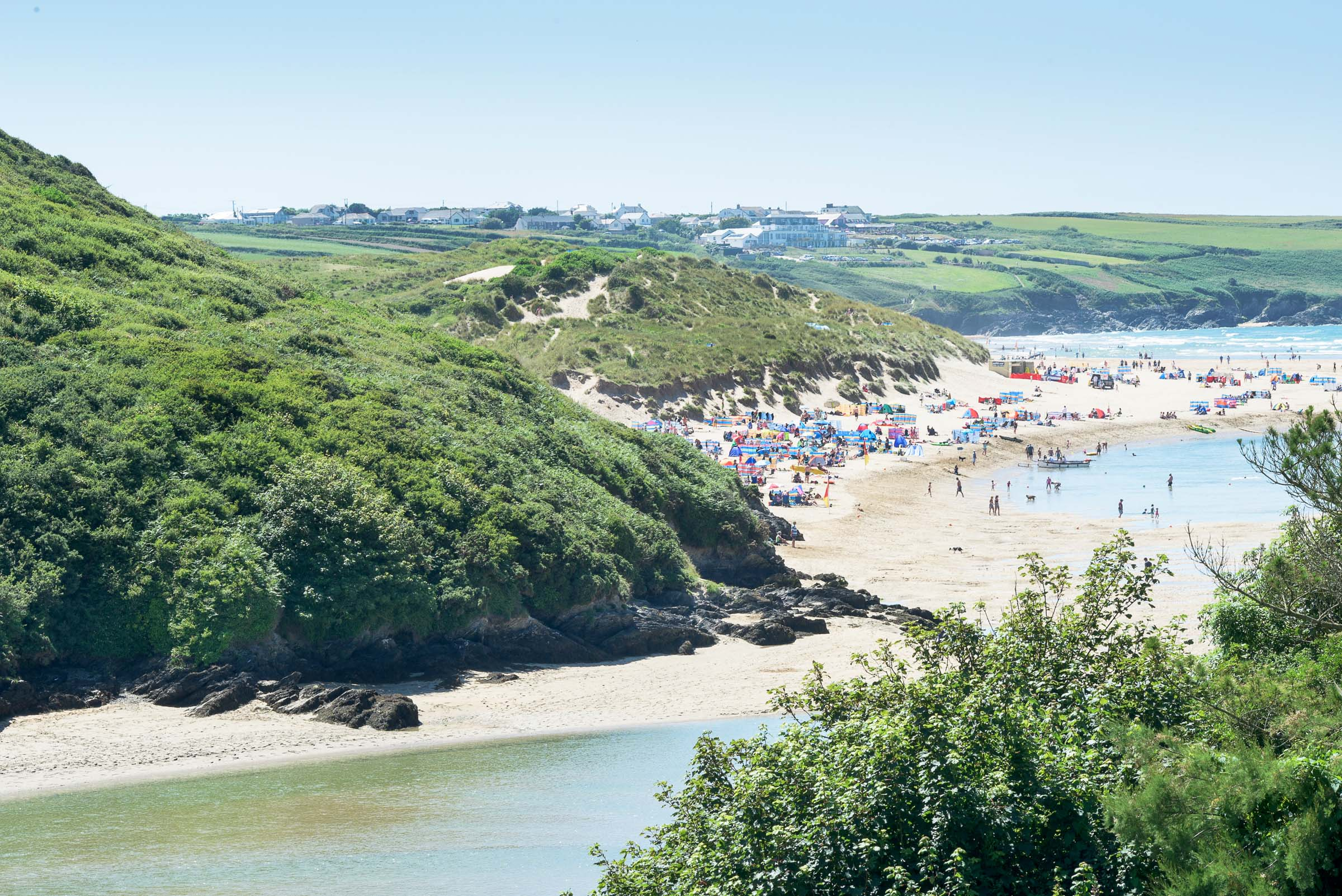 Newquay Crantock and Gannel