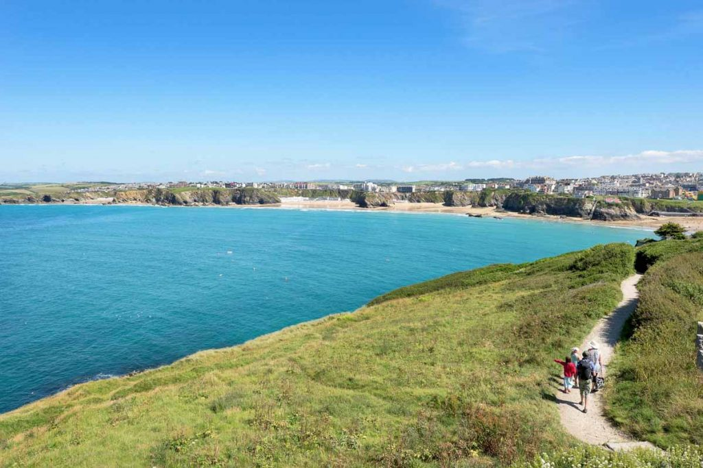 Newquay Towan Beach Newquay Forever Cornwall Self Catering 2