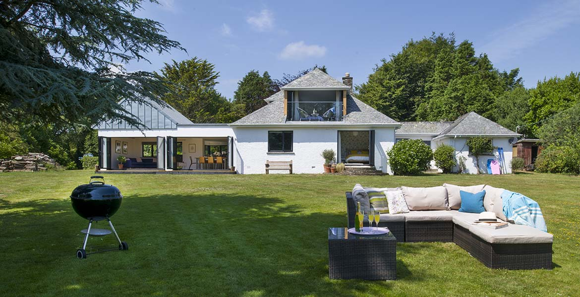 Pentreath Luxury Holiday Home Maenporth Falmouth Forever Cornwall Main 3