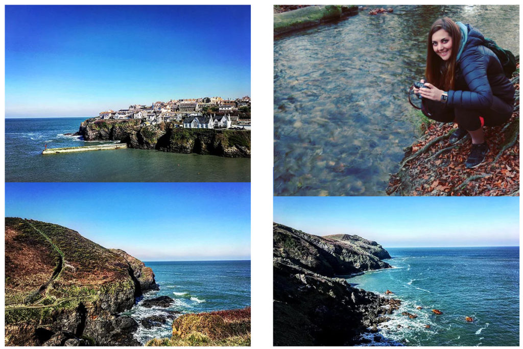 Port Isaac Montage