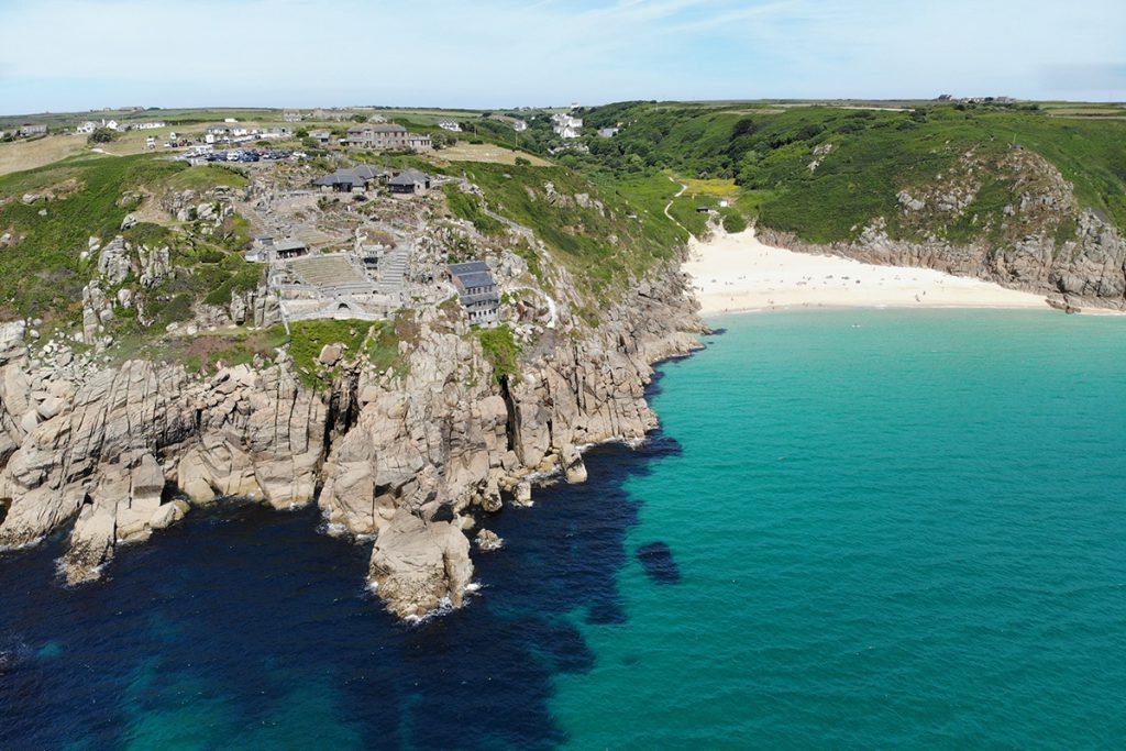 Porthcurno And Minack