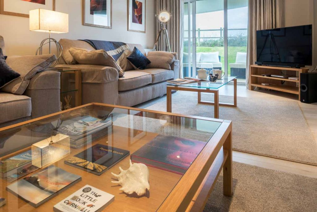 Sea Breeze Holiday Apartment Bredon Court Fistral Newquay Forever Cornwall 5