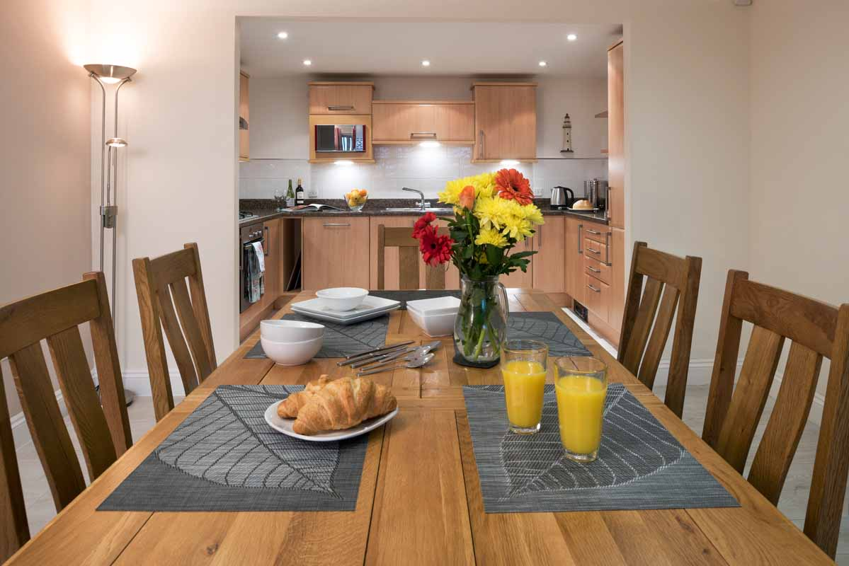 Sea Breeze Holiday Apartment Bredon Court Fistral Newquay Forever Cornwall 9