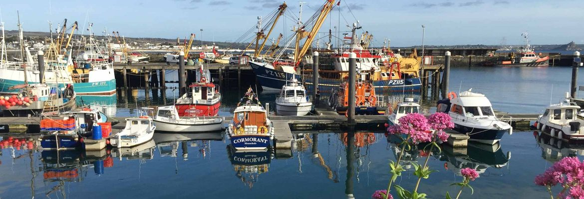 Self Catering Cottages Cornwall Newlyn