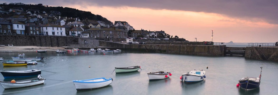 Self Catering Cottages In Cornwall Mousehole