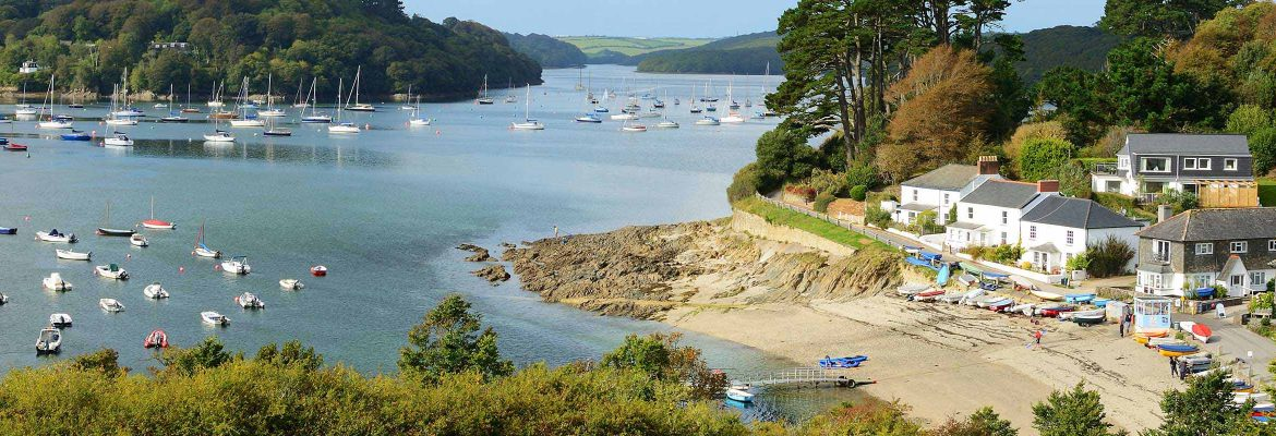 Self Catering Cottages In Helford Cornwall