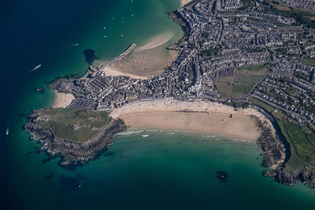 St Ives Aerial