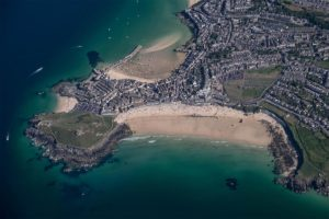St Ives Aerial