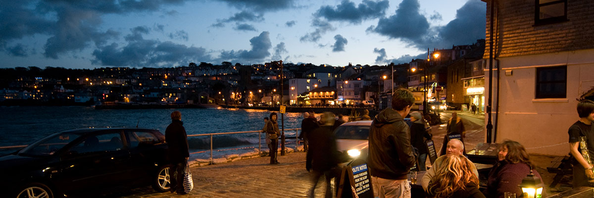 St Ives Evening