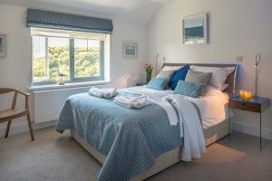 The Gem Newquay Master Bedroom