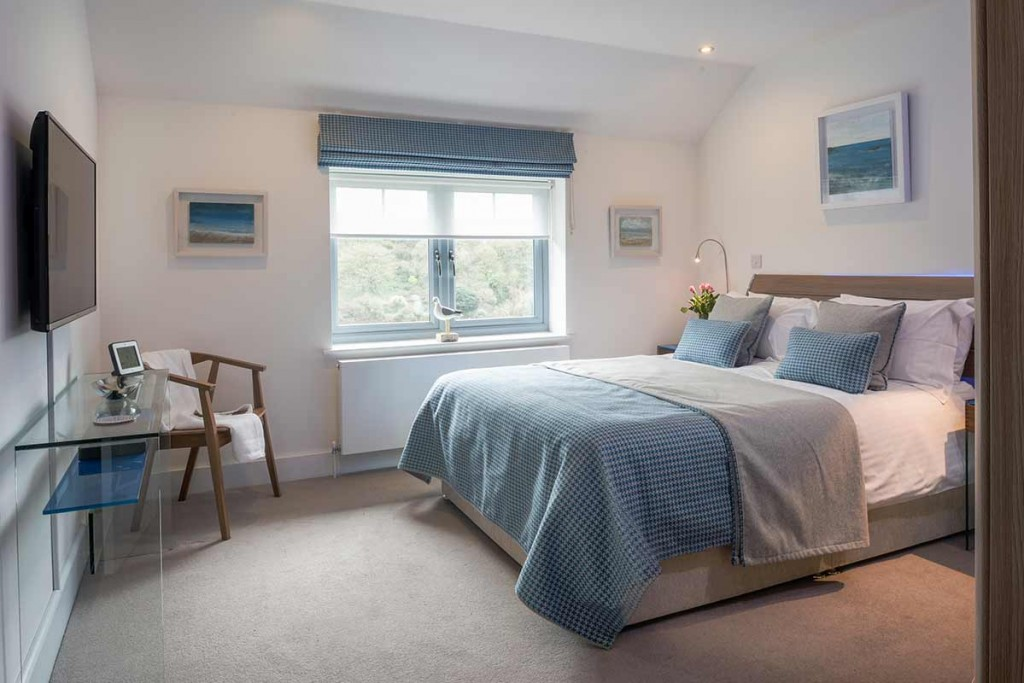 The Gem Pentire Newquay Forever Cornwall New Bedroom
