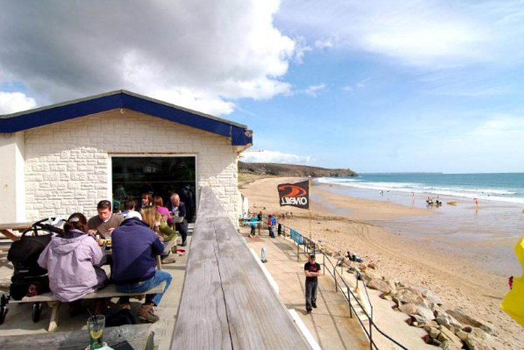 Thornleigh Cottage Sand Bar Praa Sands Forever Cornwall