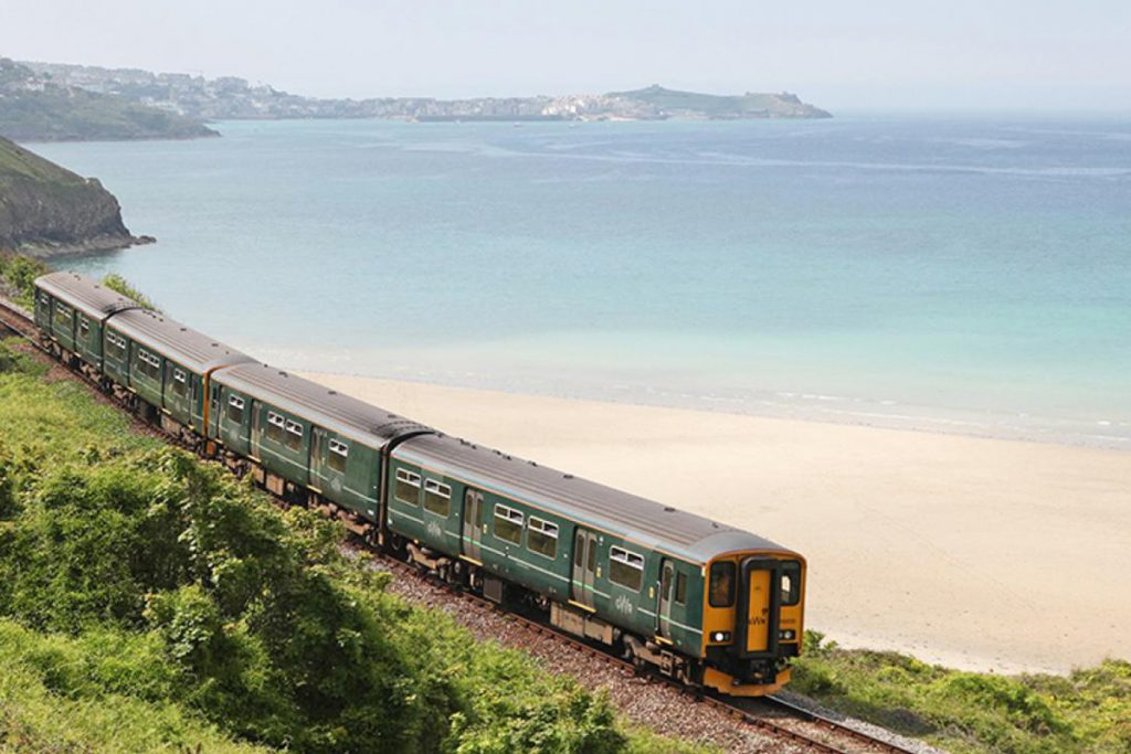 St Ives Trainline